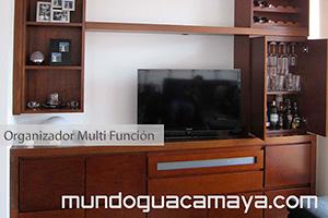 Bibliotecas y organizadores para el hogar guacamaya - Organizadores hogar ...