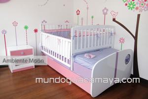 Cama Cunas Para Bebes Guacamaya Diseno Interior - Cama-cuna-para-bebs