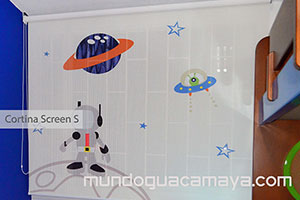 Cortina Screen S - Cortinas Infantiles