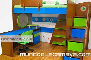 Camarotes Guacamaya Dise O Interior
