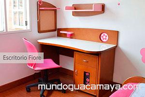 escritorio fiore escritorios para nios y nias